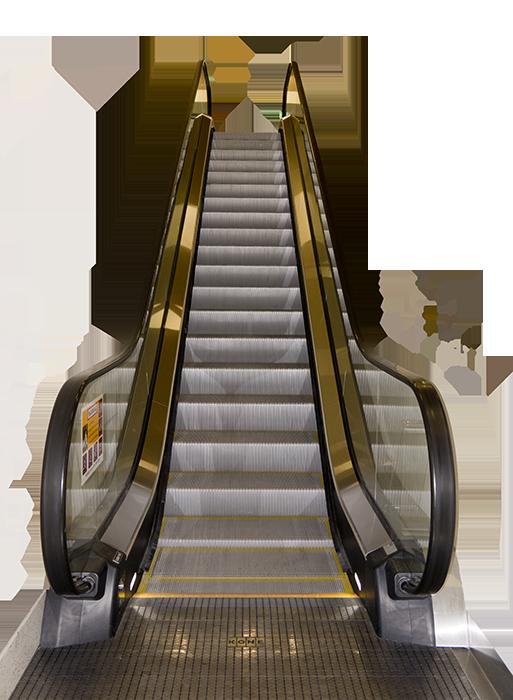 Escalators and Travelators