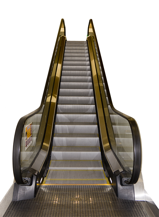 Escalators and Travelators